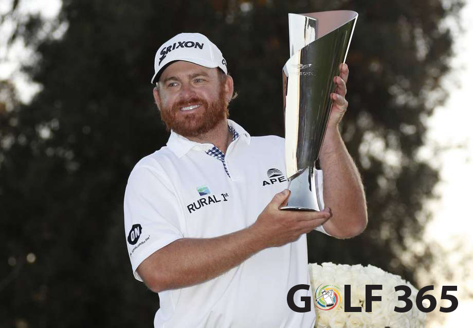 J.B. Holmes wins the 2019 Genesis open at Rivera.
