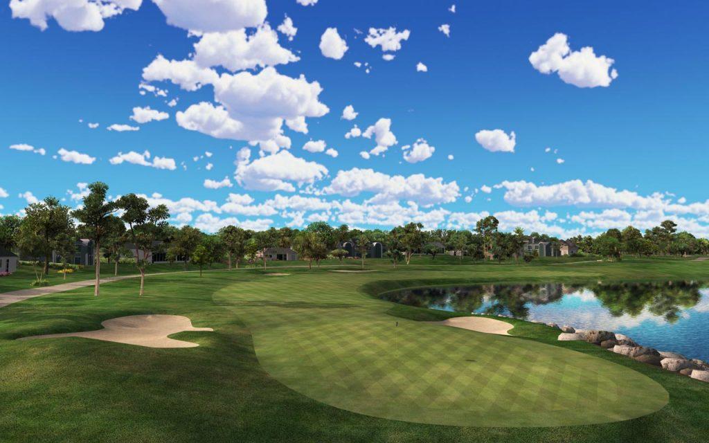 Golf 365 à Bay hill