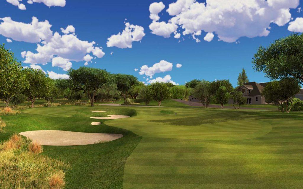 Golf 365 World Golf at Barton Creek